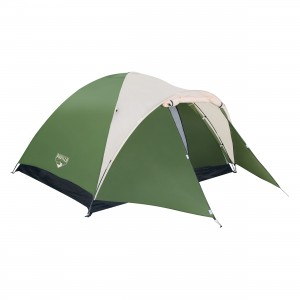 Cort camping 4 persoane Bestway Montana 68041 poliester 210 x 240 x 130 cm