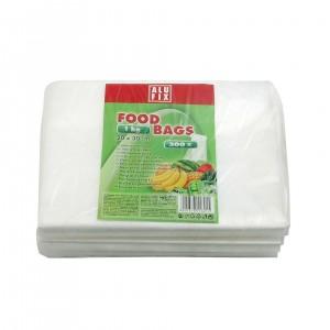 Pungi alimentare multifunctionale Alufix, 1 kg, 300 buc/set