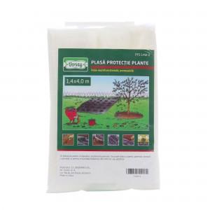 Plasa protectie plante Versay PFS14W-2, polietilena, 1.4 x 4 m