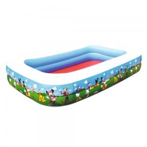 Piscina gonflabila Bestway 91008, pentru copii, 262 x 175 x 51 cm