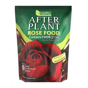 Ingrasamant pentru trandafiri Empathy, granule, cu ciuperci micorizante,1 kg