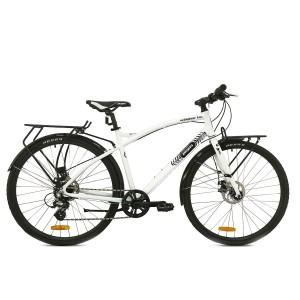 Bicicleta Pegas Hoinar 2 8S alb perlat