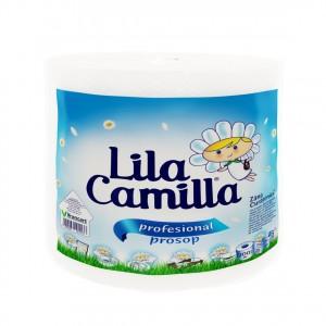 Prosop de hartie Lila Camilla, 2 straturi, L 200 m, celuloza, alba