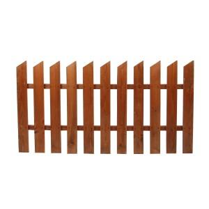 Gardut din lemn, pentru gradina, 80 x 150 cm