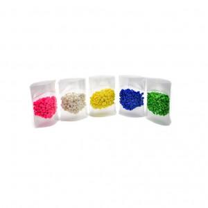 Pietre colorate pentru decor, D403, 9 x 3.5 x 15.5 cm