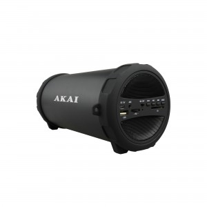 Boxa portabila AKAI ABTS-11B Bluetooth, 10 W RMS, USB, SD reader, jack 3.5 mm