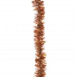 Beteala de Craciun, aramiu + sampanie, 2 m, D 7.5 cm