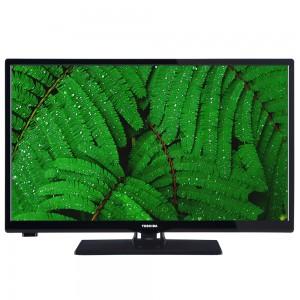 Televizor LED Toshiba 24W1633DG, diagonala 61 cm, HD, negru