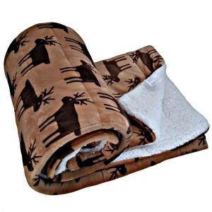 Pilota Conforter, poliester, diverse culori, 200 x 220 cm