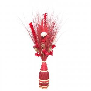 Flori uscate, 118 AR 38481, 100 cm, rosu