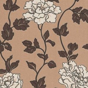 Tapet hartie, model floral, AS Creation 366956, 10 x 0.53 m