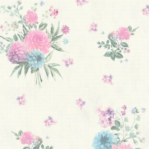Tapet vlies, model floral, AS Creation 358735, 10 x 0.53 m