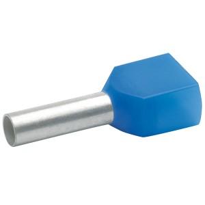 Tub de capat 873/10, 2 x 2.5 mmp, 100 buc