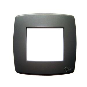 Rama Esperia 300554-08, 2 module, gri sablat