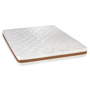Saltea pat Bedora Cocos Relax, cu spuma poliuretanica + memory, fara arcuri, 160 x 200 cm