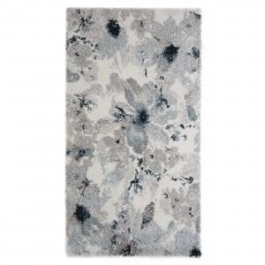 Covor living / dormitor McThree Softness 8289 P301 polipropilena frize, heat-set dreptunghiular crem 160 x 230 cm