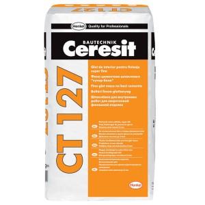 Glet Ceresit CT127 pentru interior 20 kg