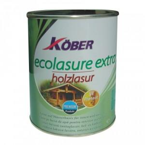 Ecolasure extra kober wenge 0,75 l