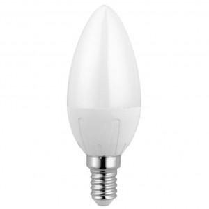 Bec LED Hoff lumanare E14 4W 320lm lumina calda 3500 K