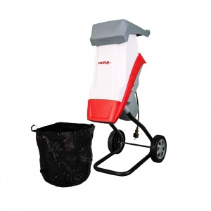 Tocator resturi vegetale Ikra IEH 2500, electric, 2500 W