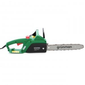 Fierastrau electric cu lant Grunman PT71042, lungime sina 35 cm, 2000 W, 5 kg