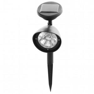 Reflector solar LED HOFF, abs, 12 x 9 x 31.5 cm