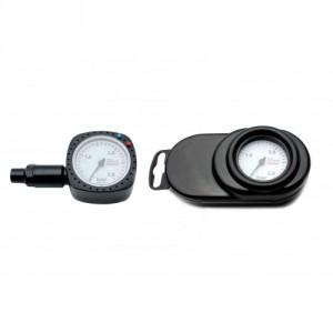 Manometru VGT pentru presiunea din pneuri, 3 bari, plastic