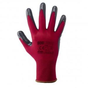 Manusi de protectie Dalgeco Ultra Light, din tricot nitril, marimea 9