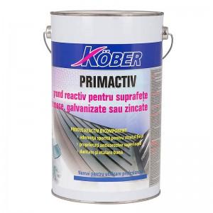 Grund pentru aliaje + metale neferoase, Kober Primactiv, 2.5 L