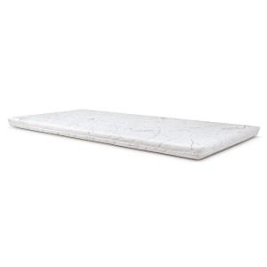 Topper saltea Adormo Classic cu spuma poliuretanica 120x200 cm