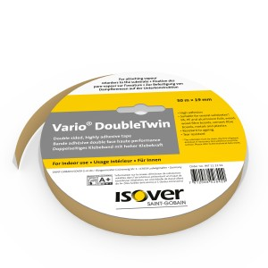 Banda dublu adeziva Isover Vario Double Twin 50 m