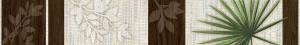 Brau faianta Yuta 2504-0169 maro mat 6 x 40.2 cm