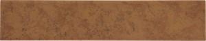 Plinta gresie ceramica Siena, mata, maro, 8 x 33.3 cm