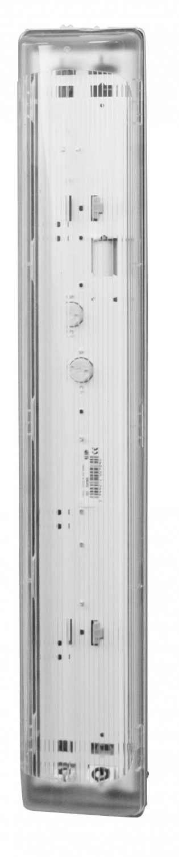 Dispersor FIPAD 05 PMMA 22432005, 2 x 18W