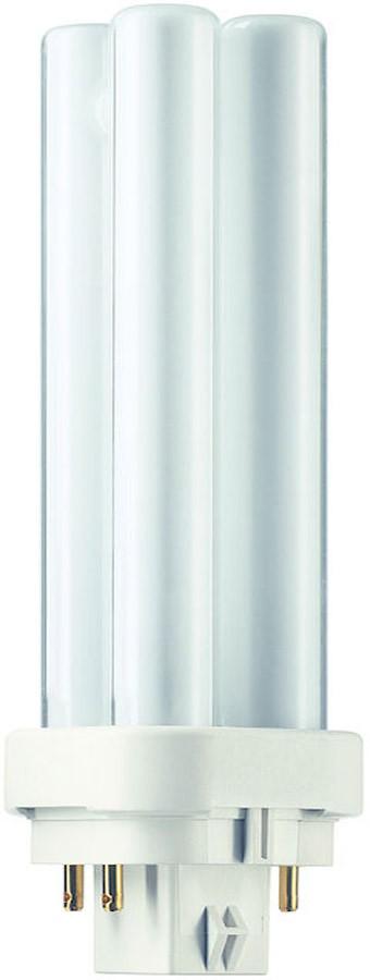 Bec economic G24q-1 Philips Master PL-C 4P 13W lumina neutra