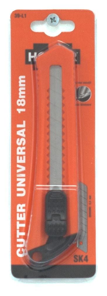 Cutter universal, Holzer 39-L1, 18 mm