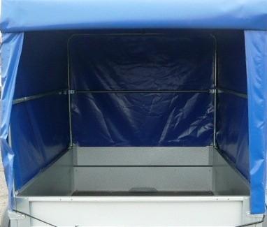 Suport prelata pentru remorca auto, H 850 mm