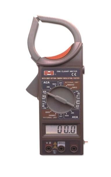Clampmetrudigital cu husa M-266 03-322