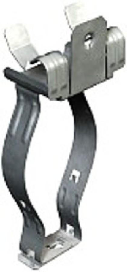 Clema de sustinere, cu brida pt teava 8-13mm R38mm 1484435