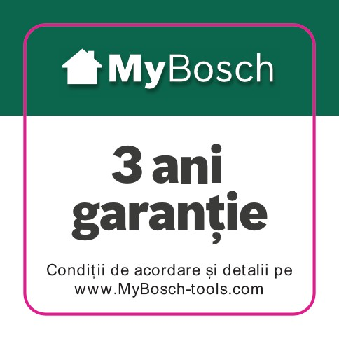 Telemetru digital cu laser, Bosch PLR 50 C