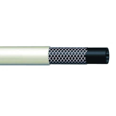 Furtun pentru gaz butan P345008A, din PVC cu insertie textila, 8 mm,  rola 50 m