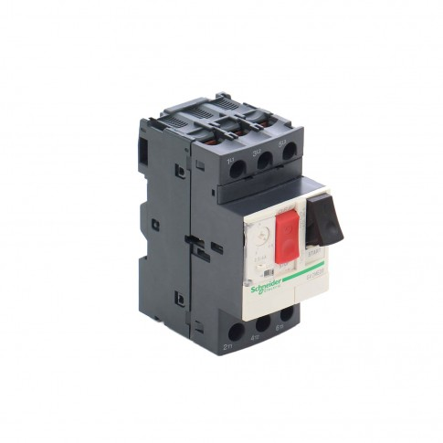 Disjunctor motor Schneider Electric TeSys GV2ME08, termo-magnetic, 3 poli, 2.5 - 4 A