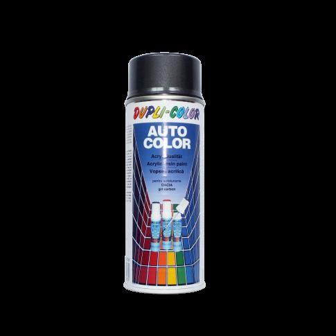 Spray vopsea auto, Dupli-Color, gri carbon metalizat, interior / exterior, 350 ml