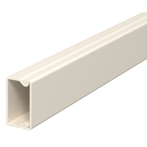 Canal cablu WDK 6025161, 15 x 40 mm, alb crem