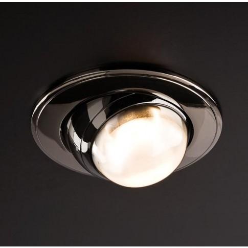 Spot incastrat TR 50 70070, E14 / R50, orientabil, negru