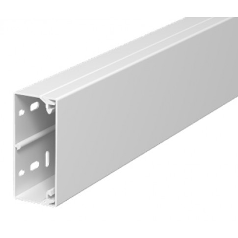 Canal cablu WDK 6191142, 40 x 90 mm, alb