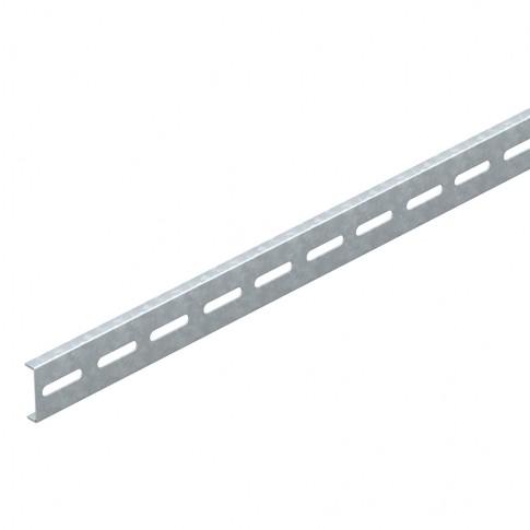 Profil suport jgheab 6005985, otel, 45 x 10 mm