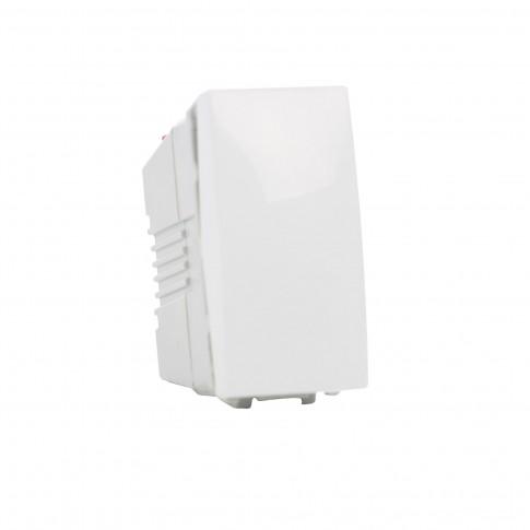Intrerupator cap scara simplu Schneider Electric Unica MGU3.103.18, incastrat, modular - 1, alb