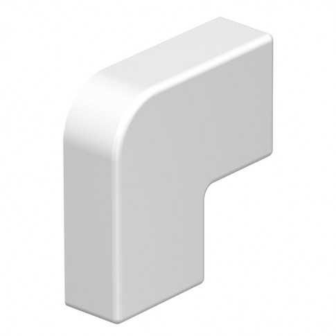 Cot plan WDK 6154212, 10 x 20 mm, alb