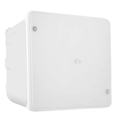 Doza derivatie gips carton 036103 REL, incastrata, 100 x 100 x 44 mm